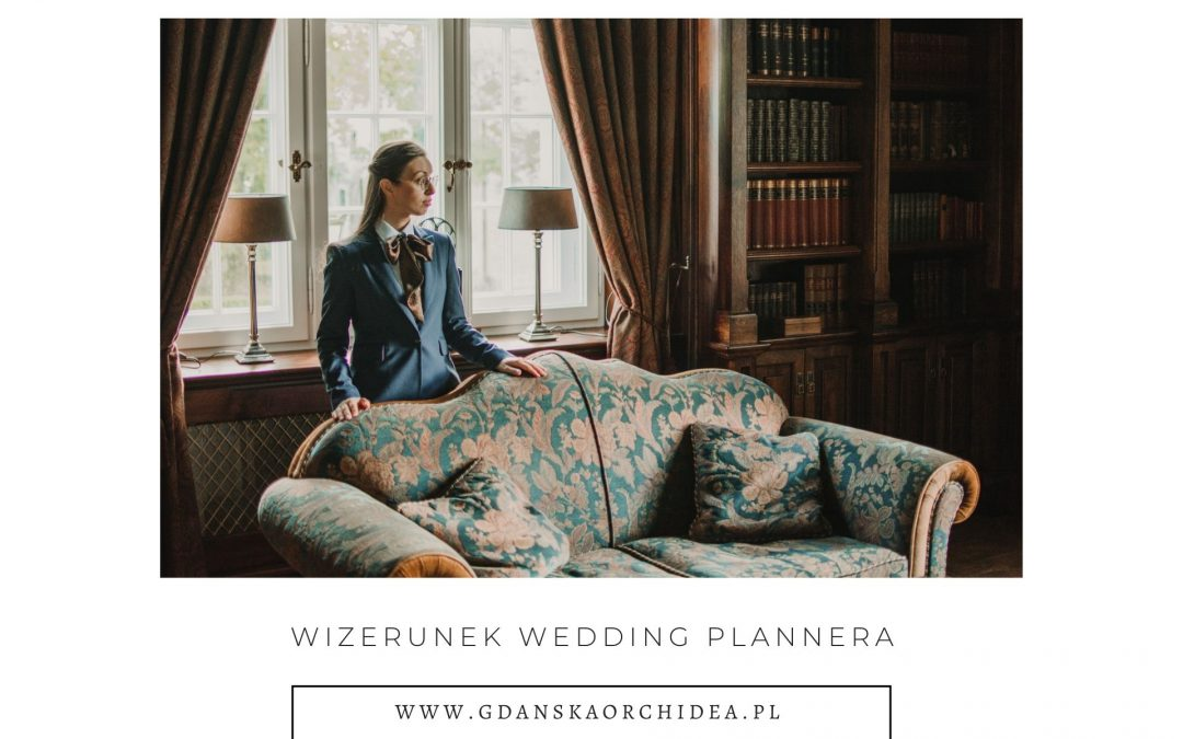 Wizerunek Wedding Plannera